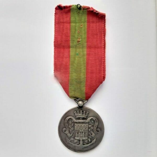 Médaille d'Honneur de la Société des Sauveteurs de la Gironde