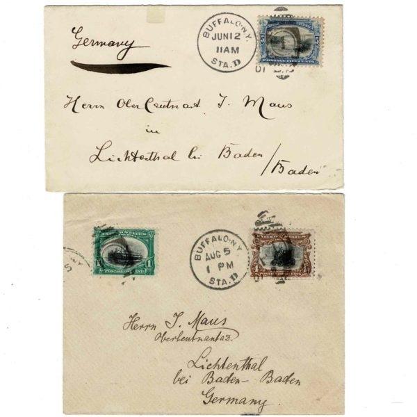 Buffalo 1901 Lichtenthal