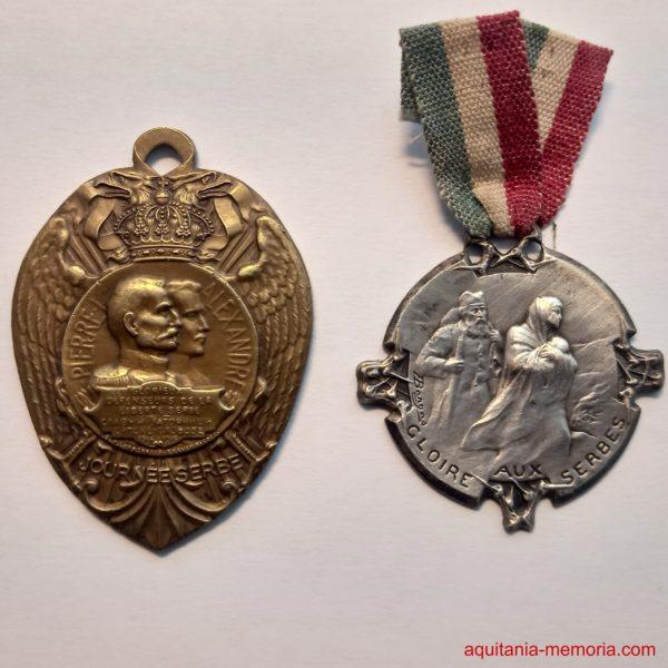 Journée Serbe 1916