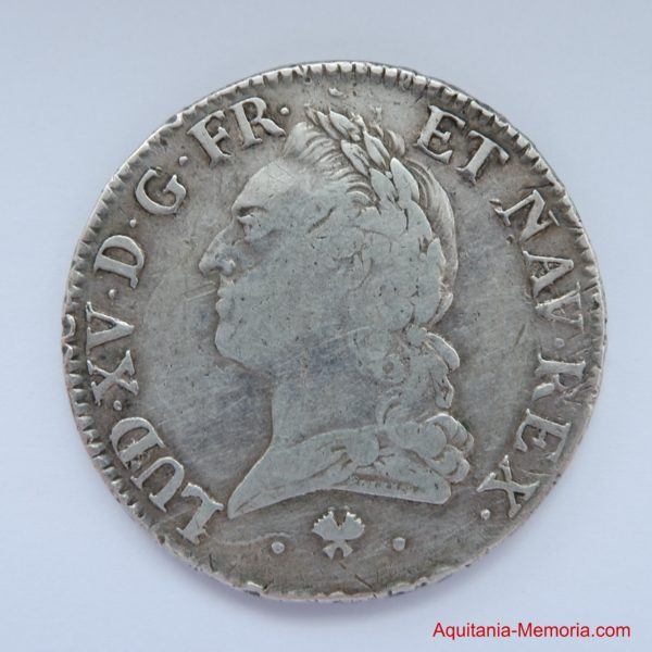 Ecu 1772 Bayonne