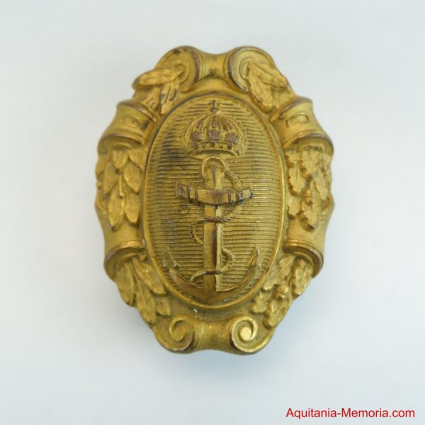 Boucle Marine Second Empire