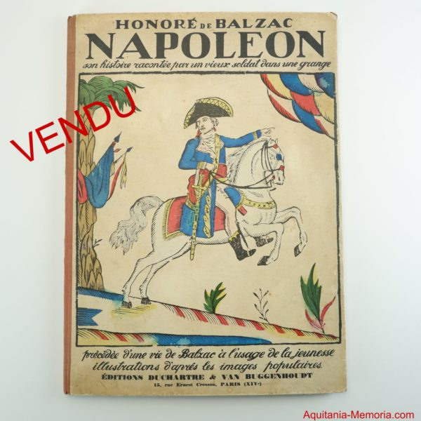 Napoléon Honoré de Balzac
