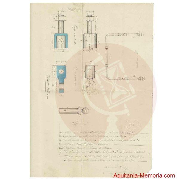 brevet invention voiture hippomobile