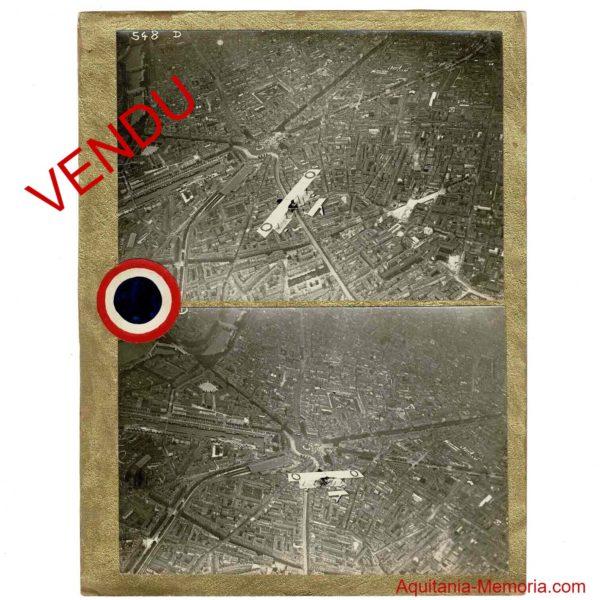 escadrilles du camp retranché de Paris