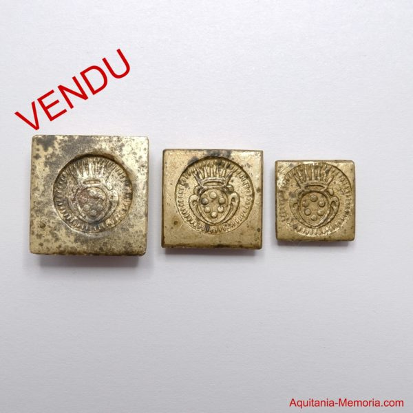 Poids monétaires Doppia Florence