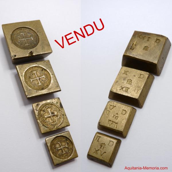 Poids monétaires escudo